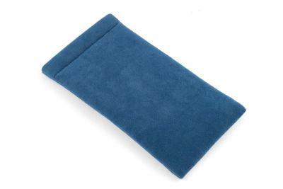 Blue Soft Pouch